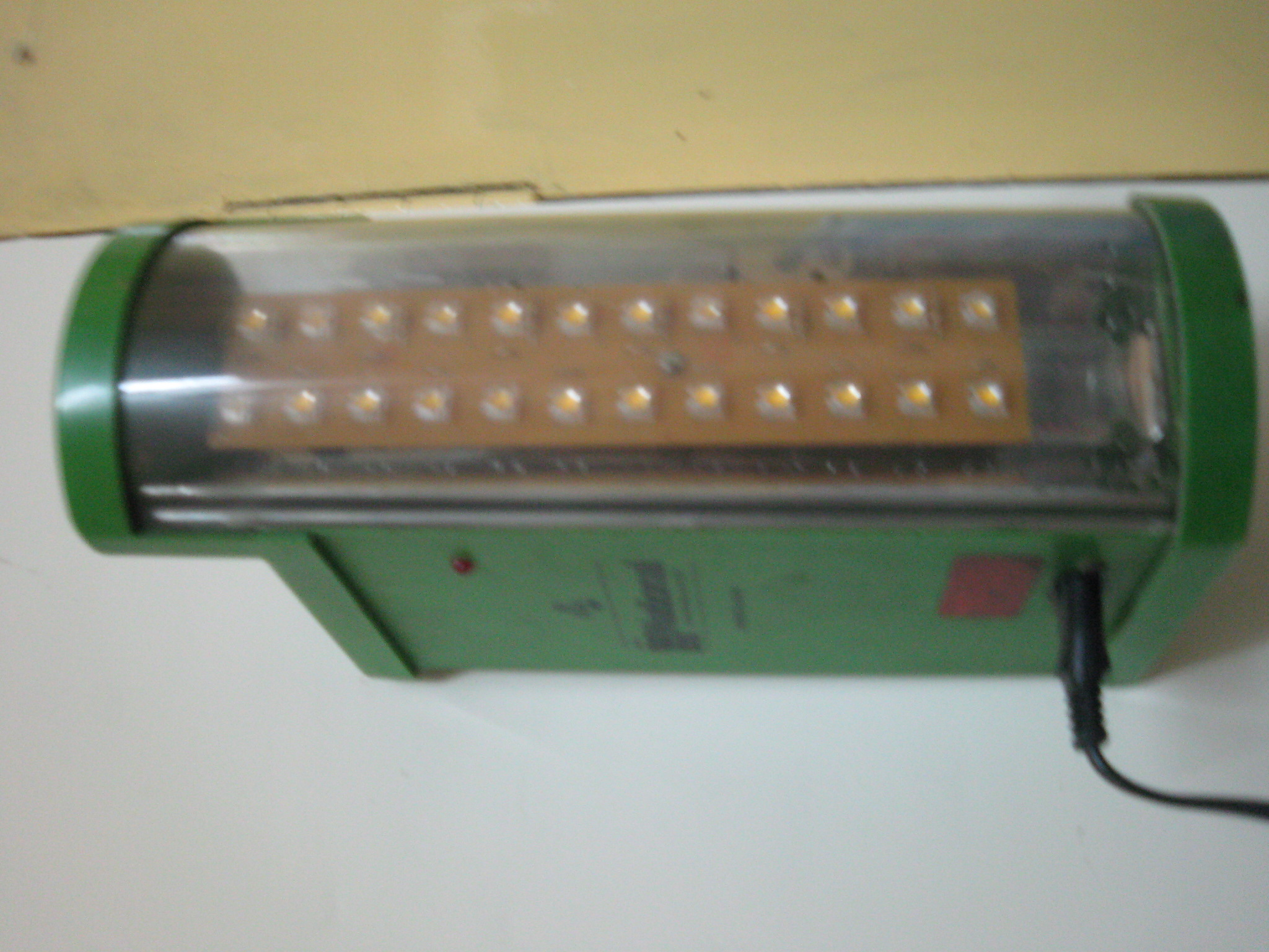 Automatic Led Emergency Light Circuit Project Addition Or Changes The New Modem Ups Diagram