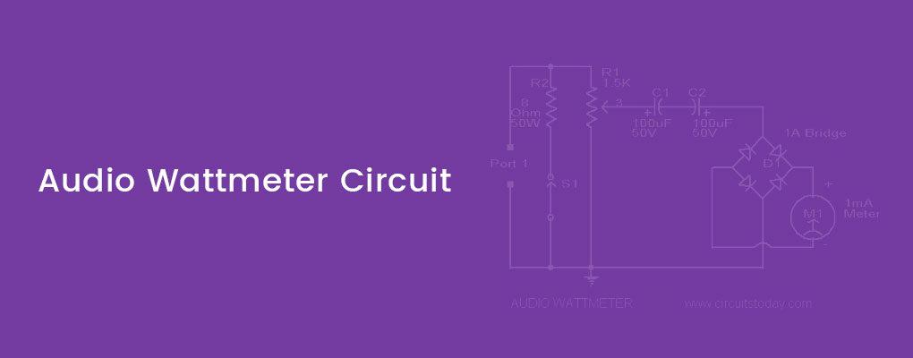 Audio Wattmeter