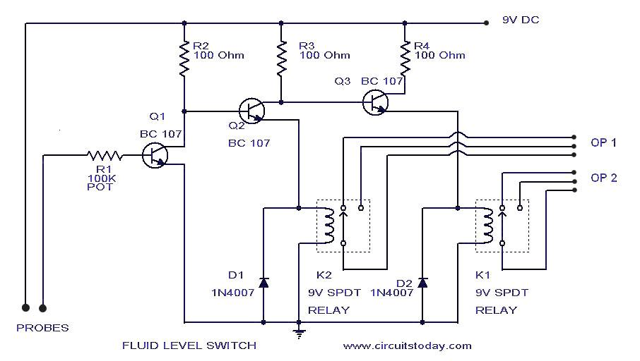 electronics circuits schematics and diagrams for