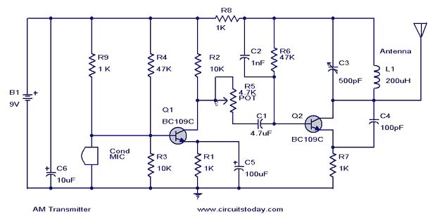 oszillator - elektronik-forum stepper motor controller circuit diagram pdf am radio circuit diagram pdf