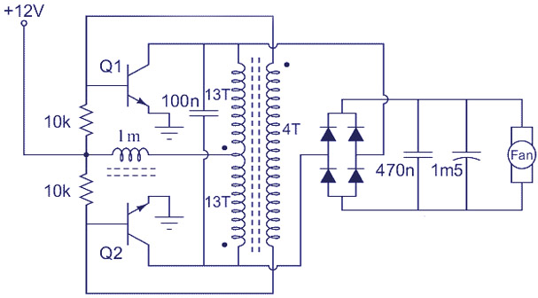 voltage booster circuit electronic circuits and diagrams rh circuitstoday com current booster circuit diagram booster circuit diagram