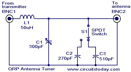 Antique Radio Forums • View topic - Simple antenna tuner