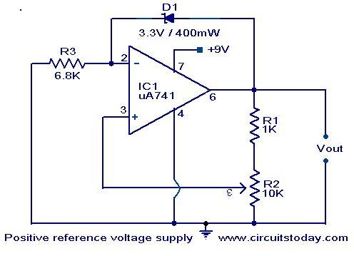 negative reference voltage generator electronic circuits andnegative reference voltage generator jpg