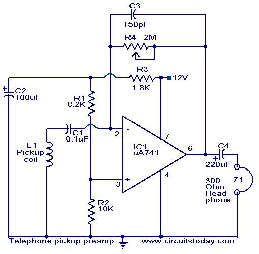 telephone-pickup-preamplifer-circuit.JPG