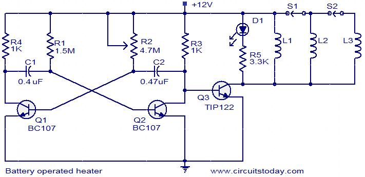 battery-operated-heater-circuit