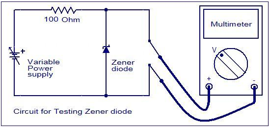 How to test a diode - Electronic Circuits and Diagrams-Electronic