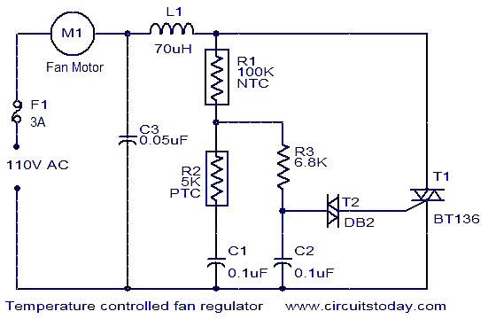 temperature-controlled-fan-regulator