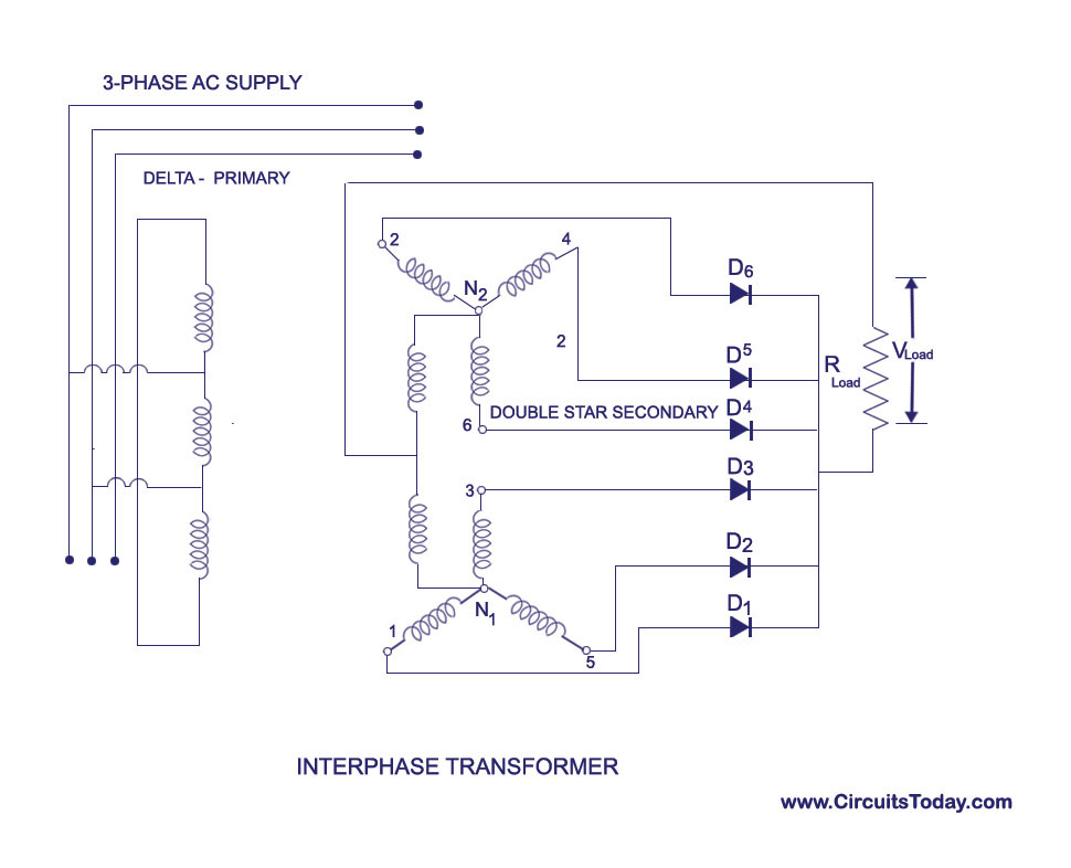 Interphase Transformer