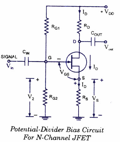 fet biasing electronic circuits and diagrams electronic self bias jfet fet principles and circuits — part 2