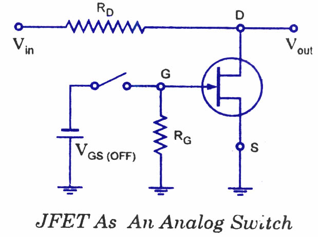 jana fet applications circuit diagram of jfet amplifier circuit diagram of fet