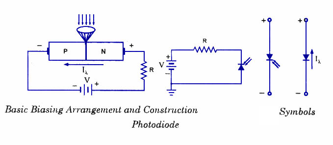 photodiode alarm circuit diagram