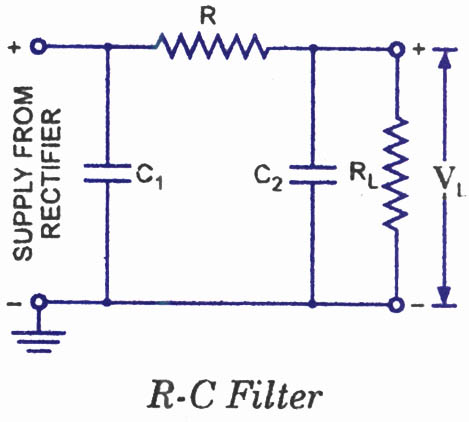 rc filtersoperationcircuitdiagram  todays circuits, wiring diagram
