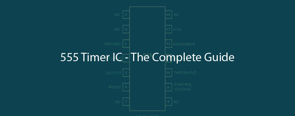555 timer IC basic guide