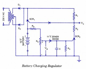 Battery Charging Regulator