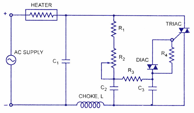 Ac heat control wiring wiring wiring diagrams instructions diac applications electronic circuits and diagramselectronic diac heat control circuit wiring ac heat ccuart Gallery