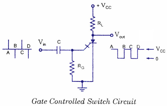 GCS-Gate Controlled Switch - Electronic Circuits and Diagrams ...