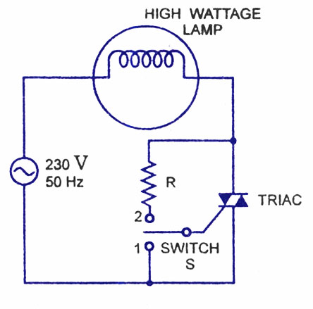 triac applications electronic circuits and diagrams electronic rh circuitstoday com Triac Lamp Control Circuit triac applications circuit diagram datasheet
