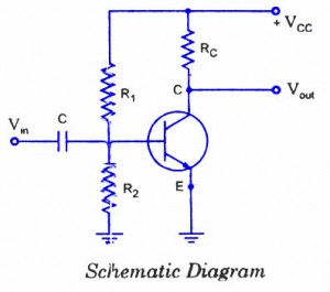 Integrated Transistor Amplifier