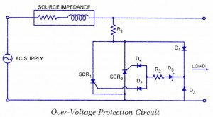 Over Voltage Circuit Protection