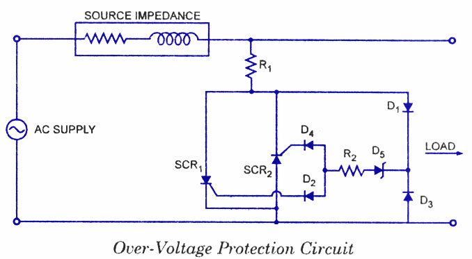 design of ac dc voltage regulator using scr circuit