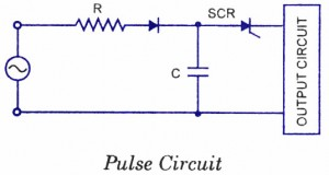 SCR-Pulse Circuit