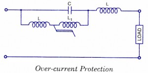 SCR Over Current Protection