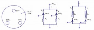 SCR Parallel Connection
