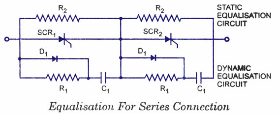 SCR-Series and Parallel connections - Electronic Circuits and ...