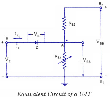 UJT-Uni Junction Transistors - Electronic Circuits and Diagrams ...