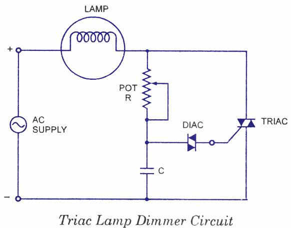 Diac Applications - Electronic Circuits and Diagrams-Electronic ...