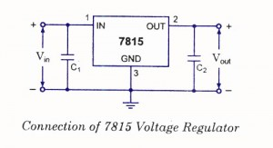 7815 voltage regulator