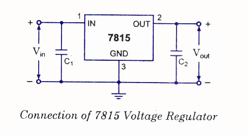 Amazing Fixed Positive Voltage Regulators Electronic Circuits And Diagrams Wiring Cloud Pendufoxcilixyz