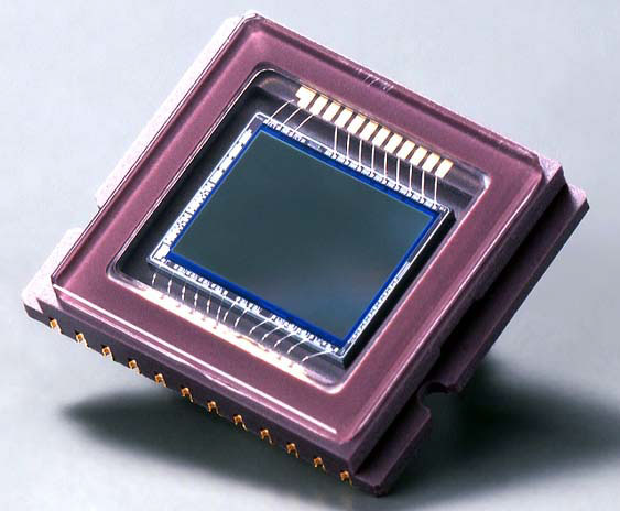 Charge coupled Device CCD