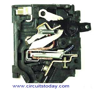 Circuit Breaker in OFF position