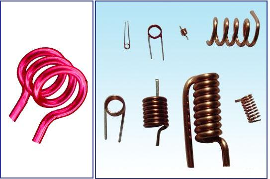 how to make an air cored inductor