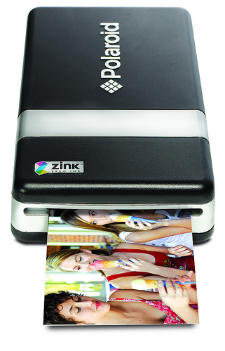 Ink Free Portable Printer