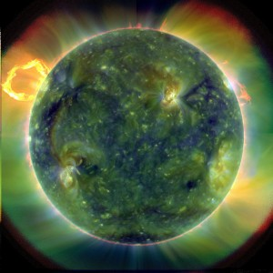 Picture of SUN by SDO