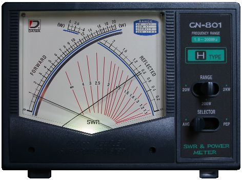 SWR Meter (Standing Wave Ratio)