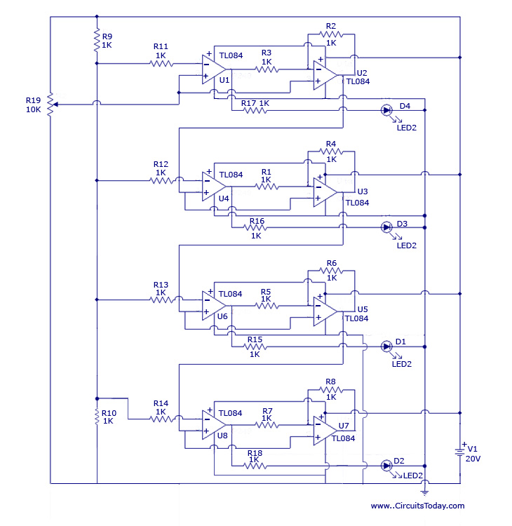 Level Detector Schematic - Wiring Diagram Save on