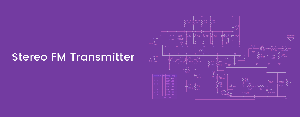 DIY FM transmitter