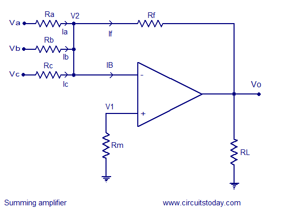 Circuit Diagram Equations - All Diagram Schematics