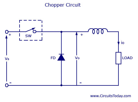 chopper circuit
