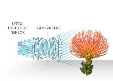 Lytro Lightfield sensor  - Working