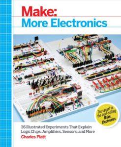 Make more electronics by Charles Platt