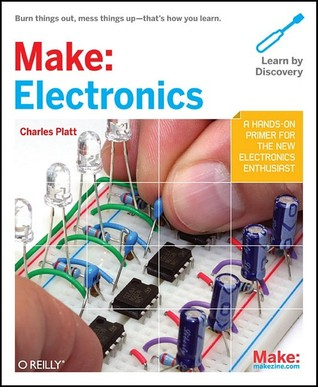 buy make electronics by charles platt