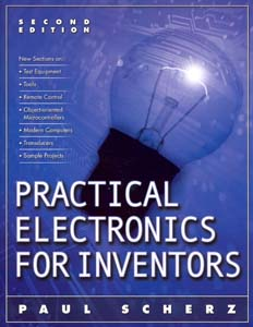 4 Great Books to study and learn Basic electronics