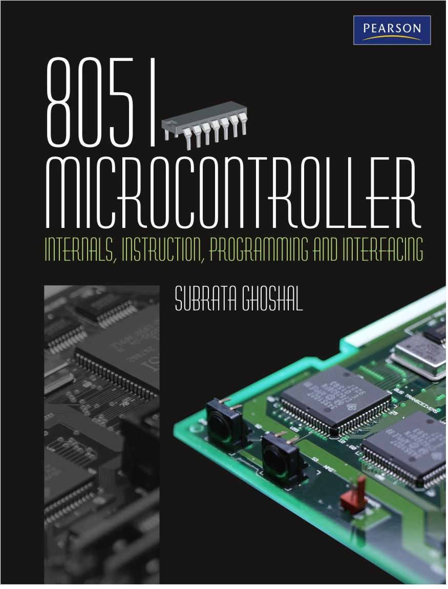 8051 Microcontroller Mazidi Ebook