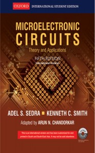 Microelectronic Circuits Theory and Applications 5th Edition by Kenneth and Adel