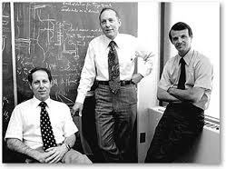 Robert Maurer, Donald Keck and Peter Schultz