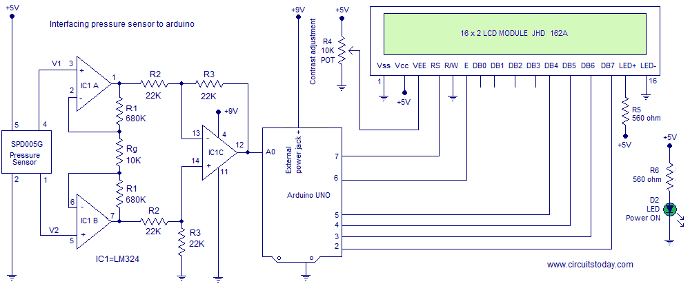 Fantastic Pressure Wiring Diagram Basic Electronics Wiring Diagram Wiring Digital Resources Bemuashebarightsorg
